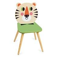 Vilac - Dřevěná židle Tygr