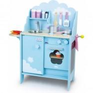 Vilac dětská dřevěná kuchyňka Blue Sky