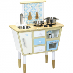 Vilac Dřevěná kuchyňka Vintage