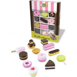 Drevené hračky Vilac - Set drevených sladkostí