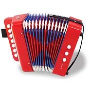 Apartamenty Red i Blue muzyczne akordeon