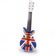 Dětské hudební nástroje - Union Jack rock'n'roll kytara