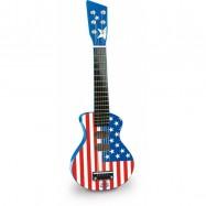 Dětské hudební nástroje - Kytara rock USA