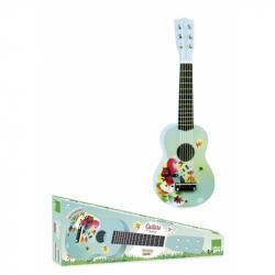 Vilac detské hudobné nástroje - Gitara Woodland