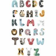 Vilac Zvířátková abeceda 1ks písmenko T