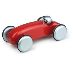 VILAC Drewniane autko wyścigowe - czerwone
