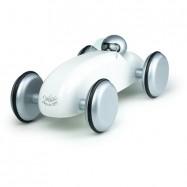 VILAC Drewniane auto wyścigowe - białe