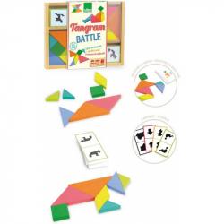 Drevená hračka Vilac - Drevený tangram