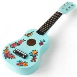 Dziecięcy instrument muzyczny - gitara Nathalie