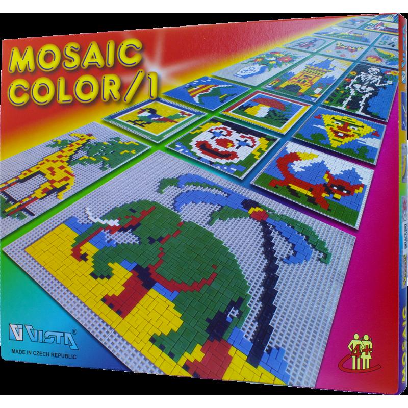 Mozaika Color/1 2016 ks