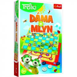 Hra Dáma a Mlýn / Rodina Trefliků