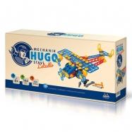 Mechanik Hugo staví Letadlo