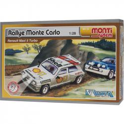 Stavebnica Monti 23 Rallye Monte Carlo