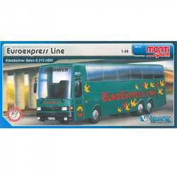 Stavebnica Monti 33 Euroexpress Line-Bus Setra