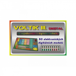Voltík 3 - Digital