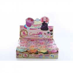 Bábika Cupcake surprise muffin s prekvapením série 4
