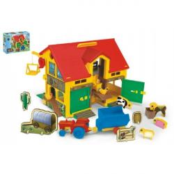 Play house - Farma Wader