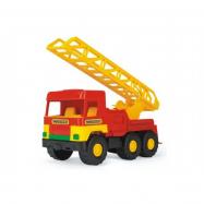 Auto middle Truck hasiči žebřík plast 47 cm