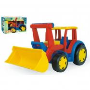 Auto/Traktor Gigant nakladač plast 55 cm