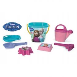 Sada na piesok Ľadové kráľovstvo / Frozen plast 7 ks