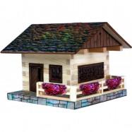 Puzzle Domek Alpejski W-34