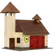 Walachia Straż pożarna do sklejania