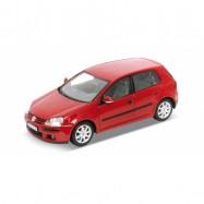 Welly - Volkswagen Golf  červený