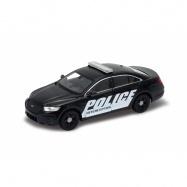 Welly - Ford Interceptor Police model 1:24 černý