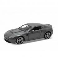 Welly - Aston Martin V12 Vantage 1:24 šedý