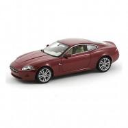 Welly - Jaguar XK Coupe 1 24 červený
