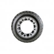 Kruh pneumatika nafukovací 91cm v sáčku 9+