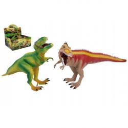 Dinosaurus plast 25cm asst 2 druhy 6ks v boxu
