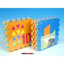 Puzzle piankowe - Liczenie i kształty 30x30cm