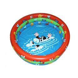 Bazén dětský Krtek 122x20 cm