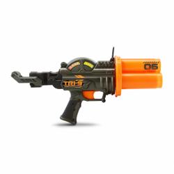 Pistolet z 9 kulkami