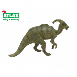 Dinosaurus zelený Para-Pectinosauru