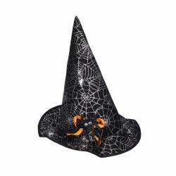 Kapelusz czarownicy z pająkiem