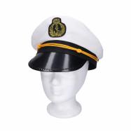 Čepice kapitán lodi