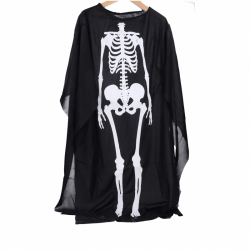 Płaszcz ze szkieletem
