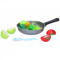Potraviny s pánvičkou 29 cm