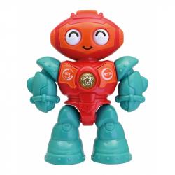 Robot - Interaktivní s efekty 19 cm