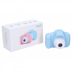 Dětský digitální fotoaparát 5 MPx - modrá barva