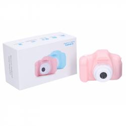 Dětský digitální fotoaparát 5 MPx - růžová barva