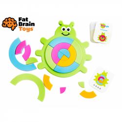 Fat Brain Zlomkové hlavolamy Bugzzle