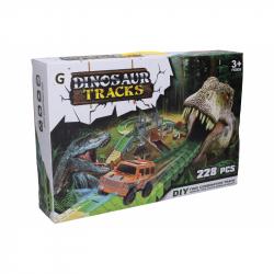Autodráha Dino park 1 auto