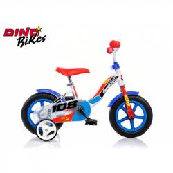 Dino Bikes Detský bicykel modré