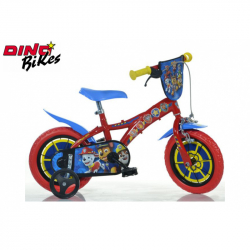 Dino Bikes Detský bicykel Paw Patrol
