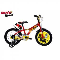 Dino Bikes Detský bicykel Mickey Mouse