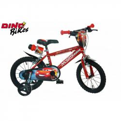 Dino Bikes Detský bicykel Cars