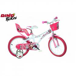Dino Bikes Detský bicykel Minnie